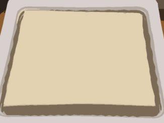 今日の豆腐